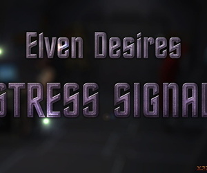 X3Z Elven Fantasies - Distress Signal 2
