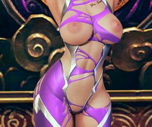 Artist 3D - Iron 01