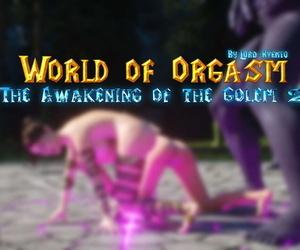Lord Kvento World of Orgasm - The awakening of the golem 2
