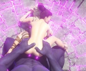 Lord Kvento World of Orgasm - The awakening of the golem 2..
