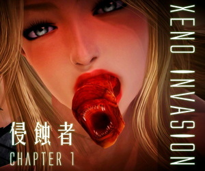 KABA Xeno Invasion Ch.1 CHINESE