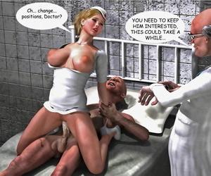 SupaFly Hollys Freaky Meets - Night Shift Nurse sans white..