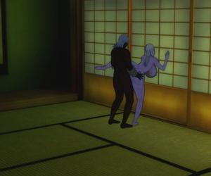 Koikatsu Tsunade becomes Raikages Wifey Naruto - part 5