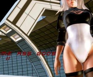 Become Butt Gods - Part II Nier Automata