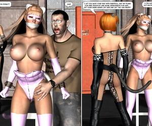 Happenstance Catfight 1-8 - part 6