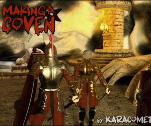Karacomet Making a Coven