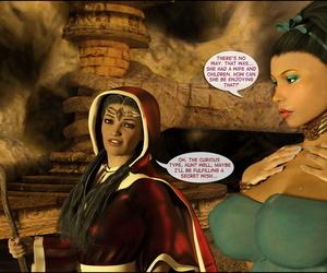 Karacomet Making a Coven - part 4