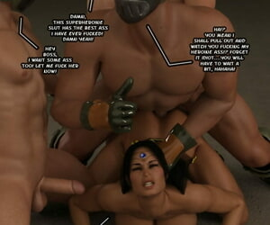 Girl Freedom trapped - part 2