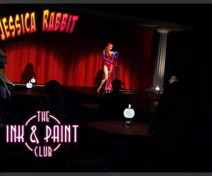 Jessica Rabbit - Ink & Paint Club