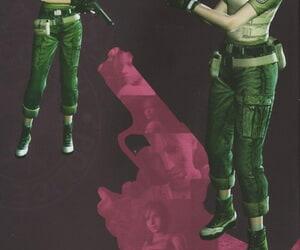 Resident Evil: The Umbrella Chronicles Artbook - part 2