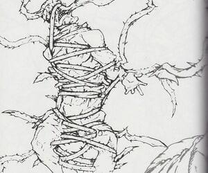 Resident Evil: The Umbrella Chronicles Artbook - part 5