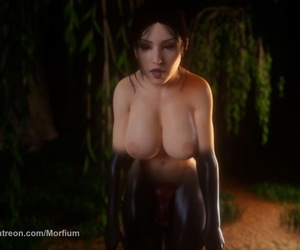 Morfium Kyla and Virtra - The Transformation - part 4