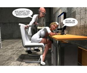 SupaFly Hollys Bizarre Meets - Night Shift Nurse - part 2