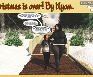 Christmas is Over - part 6