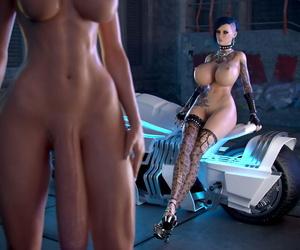 Miro Cyberpunk - part 3