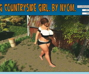 Nyom - Thick Countryside Woman