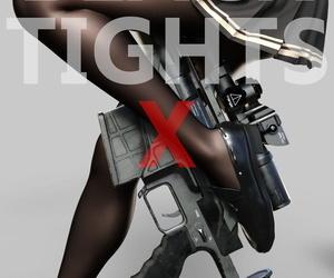 DigiPlantBLACK TIGHTS X