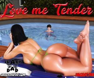 CrazyDad3d Love me Tender - 1 Spanish Ayanokoji