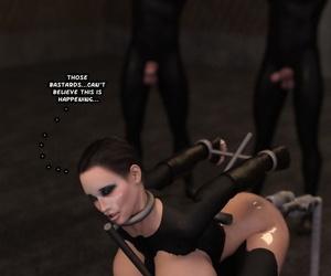 Seized Heroines Feline Fatale - part 2