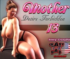 CrazyDad3D- Mom Desire Forbidden 13