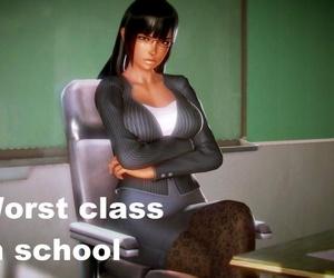 Worst class in school