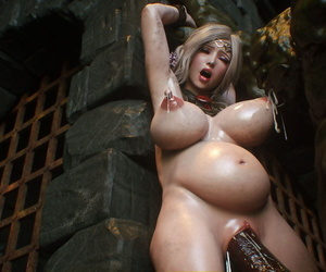 Elf Slave 3 - Main set Jared999D - part 3