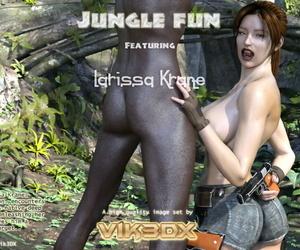 Vik3DX Jungle Fun