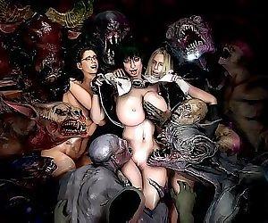 (opiumud-029) Satan May Laugh 5 trailer 2 min 720p