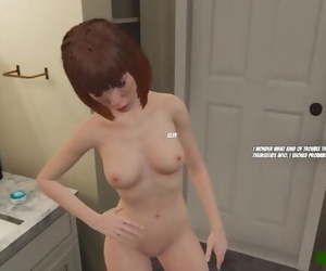 House Party - Lety Fuck in VR and Bathroom