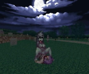 Monster Lady Quest 3D every Animation