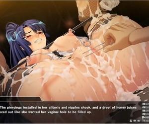 Taimanin Asagi 3: Murasaki and Sakura 3