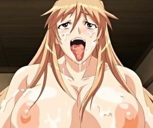 Teen does Oral pleasure and Jism in Throat - Hentai..