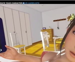 Video Gaming Experience with Asian Character