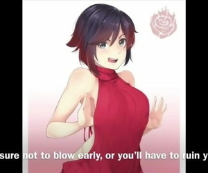 Ruby Rose wants to Drain your Balls