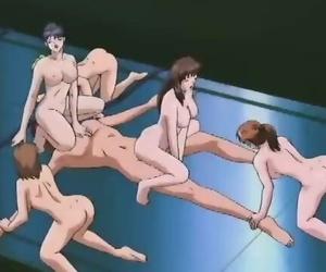 One Shaft four Vaginas