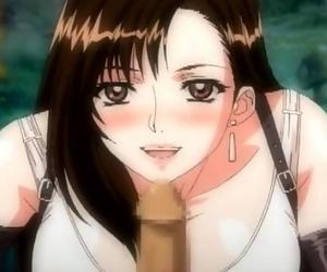 Tifa Lockhart Final Wish VII Hentai