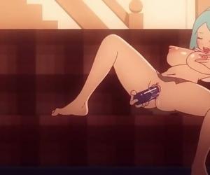 The Extraordinaire World of Gumball Hentai Parody - Nicole..