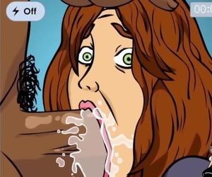Huge Nut Mummy Teacher Gets Talked into Making a Sex Tape