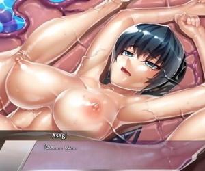 Taimanin Asagi ZERO: Asagi 4
