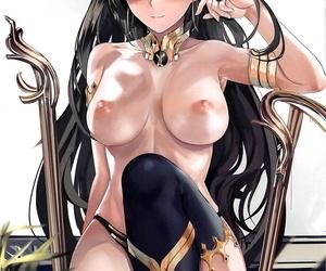 C97 Kuro Goddess Misaka12003 Carnal Chaldea 4 Fate/Grand..