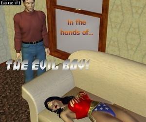 Cirosikk The Erotic Adventures of Wonder Lady - The Evil..