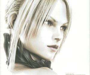 TEKKEN - Nina Williams -Death By Degrees - Hi Res Artbook