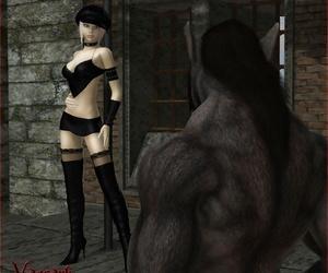 Vaesark Sarah and the Werewolf
