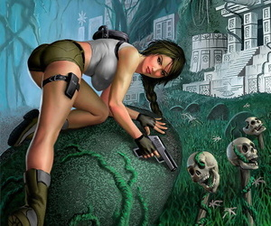 Lara Croft - Tomb raider Finest of E - Hentai