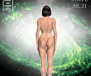 3D Unity 16-21 & alternate ending - part 6