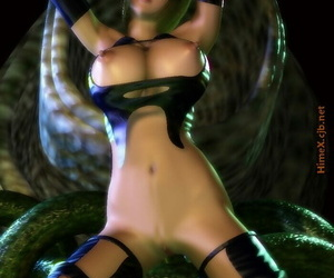 Game Babe 3D - part 2