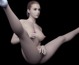3D CG ultra-cutie