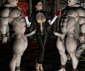 Zzomp Pleasing Demons part 1-2 Bayonetta