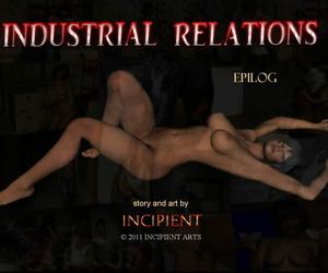 Incipient Industrial Relations Epilog