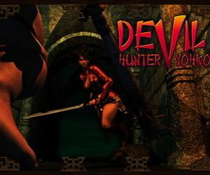 Mongo Bongo Demon Hunter Yohko